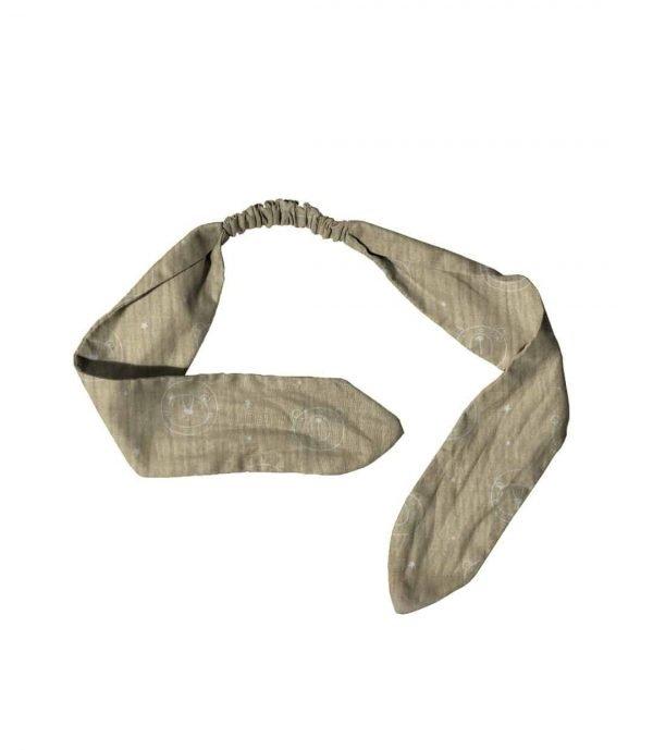 bandana para pelo bebe